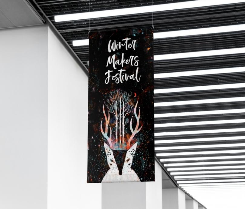 Event Flag Banner DPI